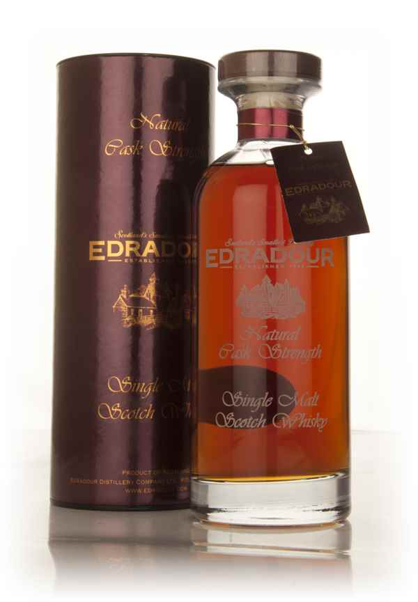 Edradour 1999 Natural Cask Strength (cask 229) - Ibisco Decanter