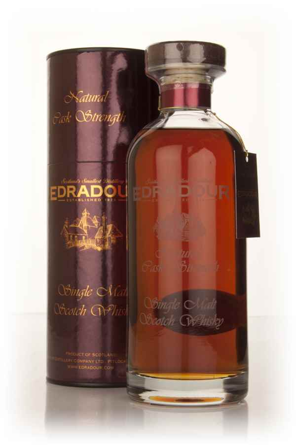 Edradour 1999 Natural Cask Strength (cask 290) - Ibisco Decanter