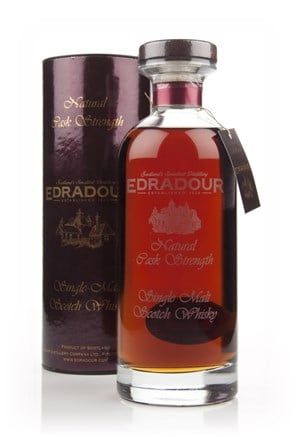 Edradour 1999 Natural Cask Strength (cask 294) - Ibisco Decanter