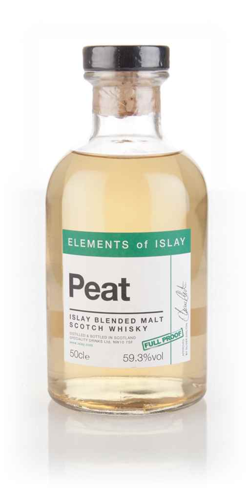 Peat - Elements of Islay