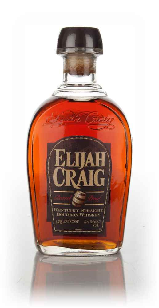 Elijah Craig Barrel Proof (64%)