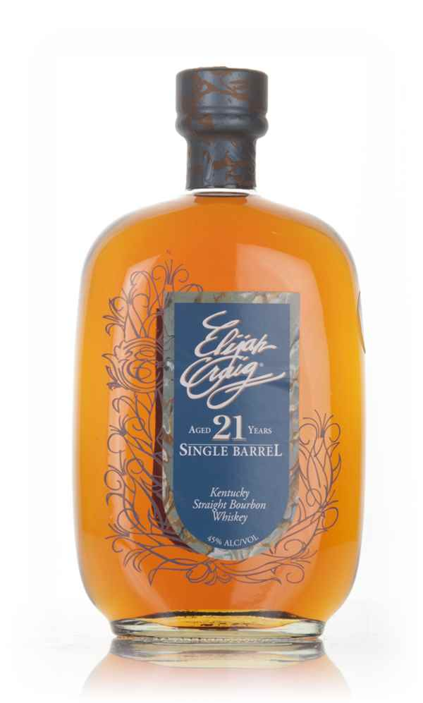 Elijah Craig Single Barrel 21 Year Old