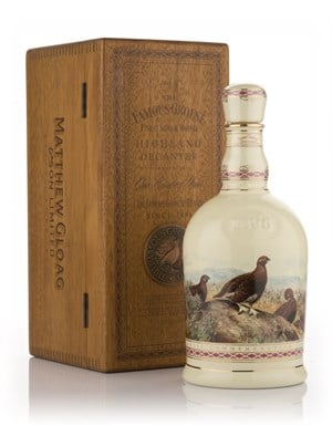 Famous Grouse Centenary Decanter