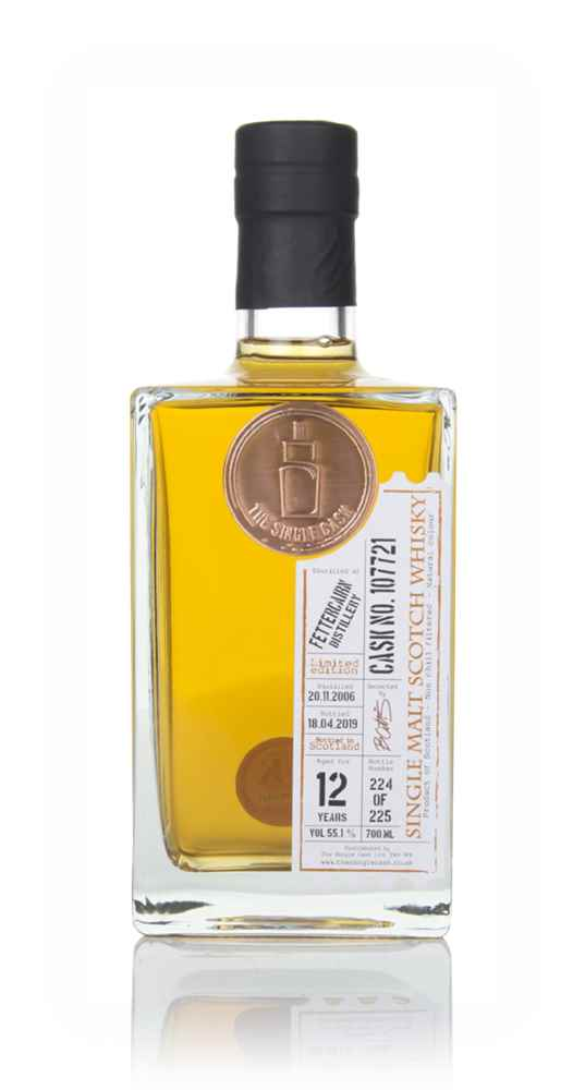 Fettercairn 12 Year Old 2006 (cask 107721) - The Single Cask