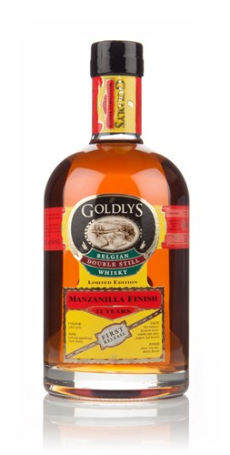 Goldlys 12 Year Old Manzanilla Cask Finish (1st Release)
