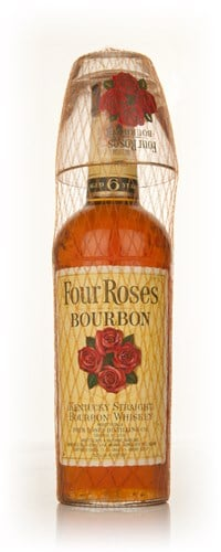 Four Roses 6 Year Old Kentucky Bourbon - 1970s