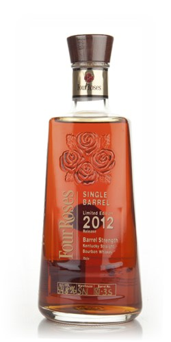 Four Roses Limited Edition Single Barrel - 2012 (54.8%)