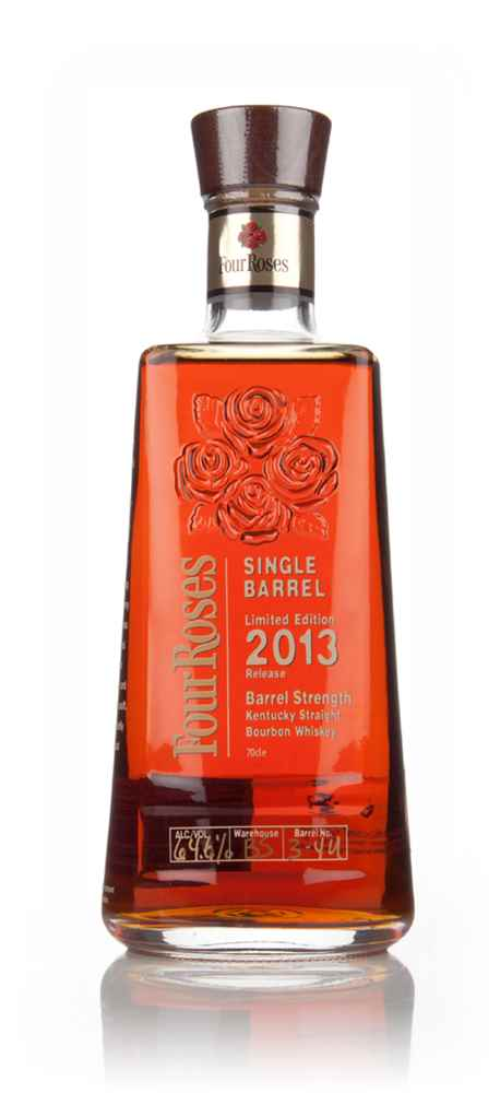 Four Roses Limited Edition Single Barrel - 2013 (64.6%)