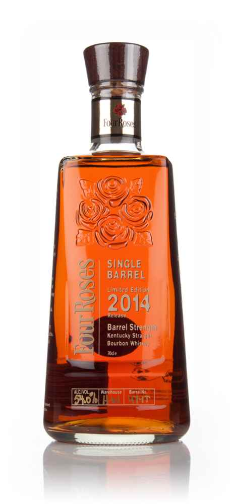 Four Roses Limited Edition Single Barrel - 2014 (54.0%)