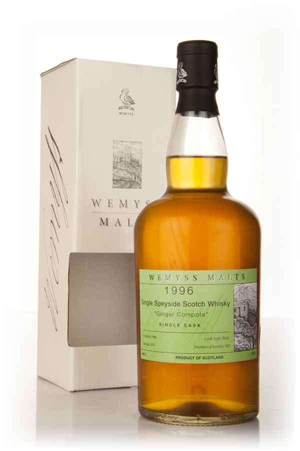 Ginger Compote 1996 - Wemyss Malts (Benrinnes)