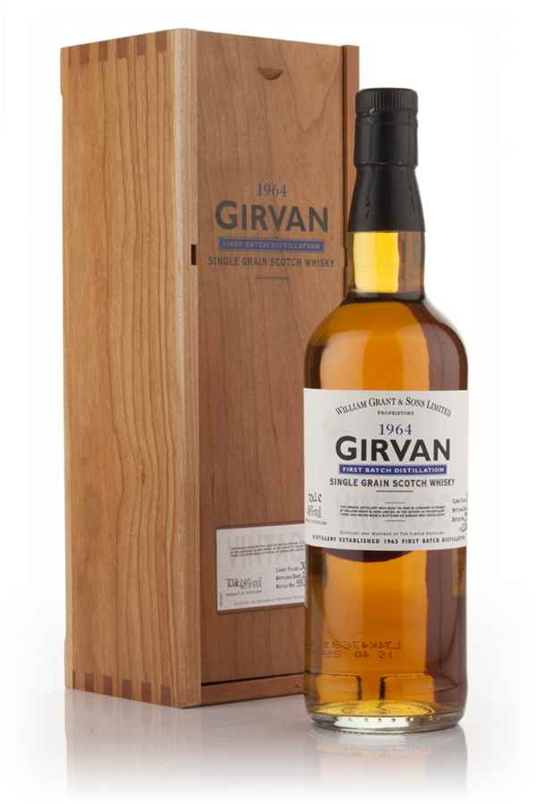 Girvan 1964 1st Batch Distillation