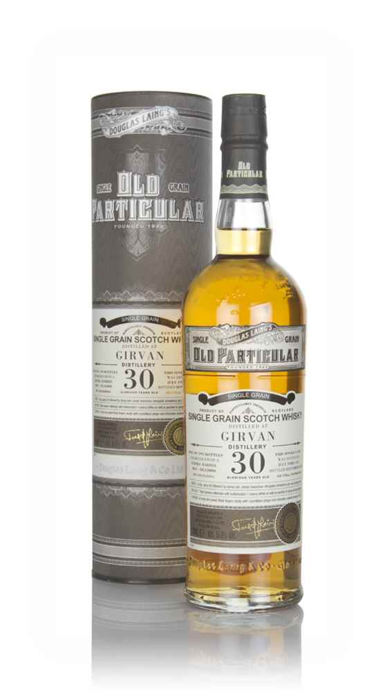 Girvan 30 Year Old 1988 (cask 12800) - Old Particular (Douglas Laing)
