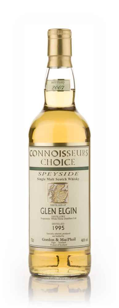 Glen Elgin 1995 - Connoisseurs Choice (Gordon and MacPhail)