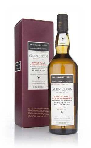 Glen Elgin 1998 - Managers Choice