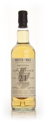 Glen Garioch 21 Year Old Single Cask (Master of Malt)