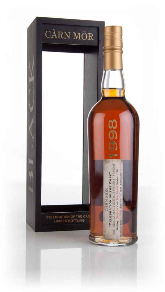 Glen Garioch 17 Year Old 1998 (cask 3728) - Celebration of the Cask Black Gold (Càrn Mòr)