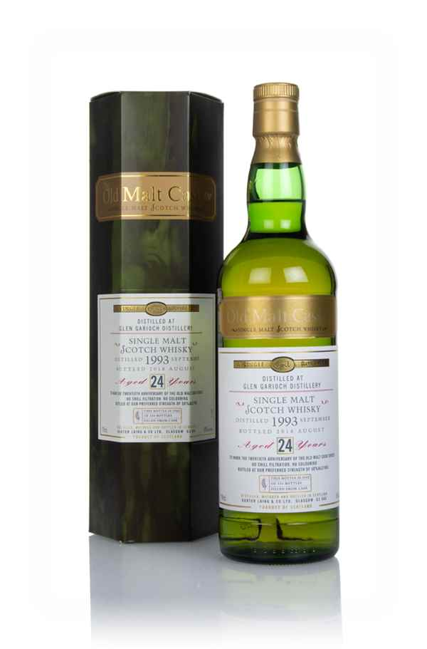 Glen Garioch 24 Year Old 1993 - Old Malt Cask (Hunter Laing)