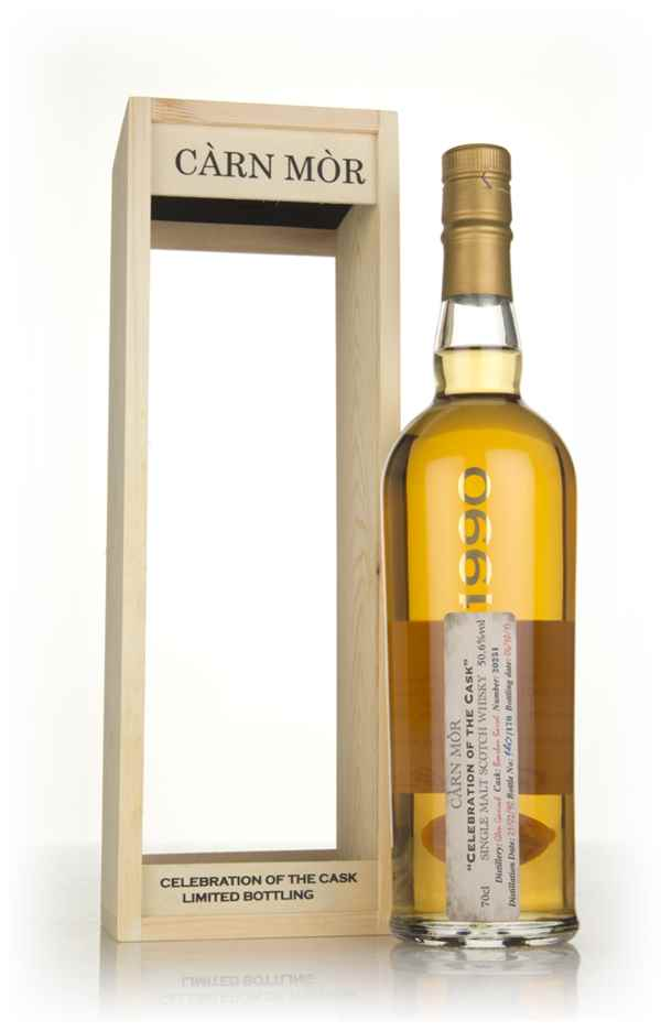 Glen Garioch 27 Year Old 1990 (cask 20251) - Celebration of the Cask (Càrn Mòr)