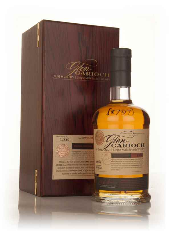 Glen Garioch 30 Year Old 1978 - Vintage Edition