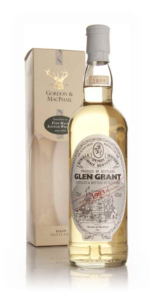 Glen Grant 1993 (Gordon and MacPhail)