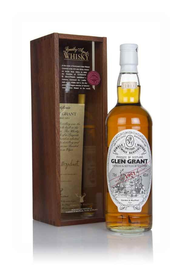 Glen Grant 1951 (bottled 2011) - (Gordon & MacPhail)