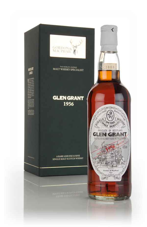 Glen Grant 1956 (bottled 2008) (Gordon & MacPhail)