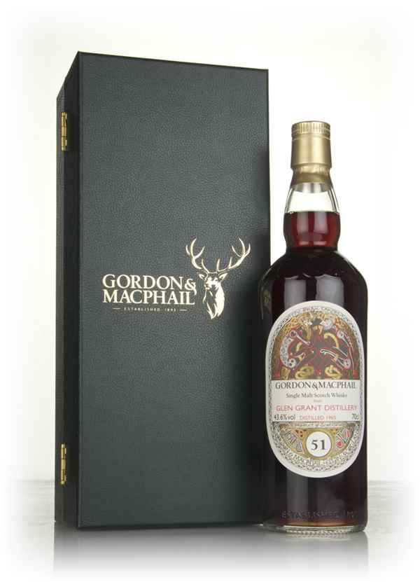Glen Grant 51 Year Old 1965 (cask 6143) - Gordon & MacPhail