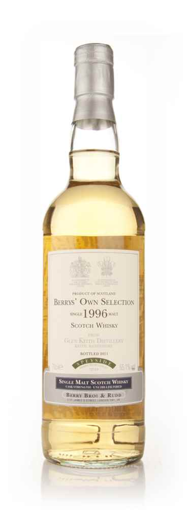 Glen Keith 1996 (Berry Bros. & Rudd)