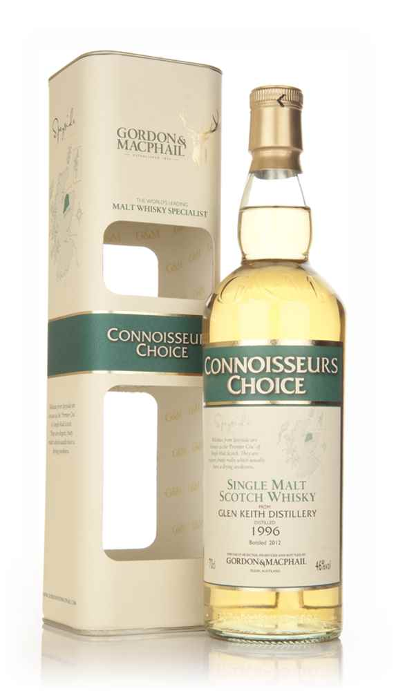 Glen Keith 1996 - Connoisseurs Choice (Gordon and MacPhail)