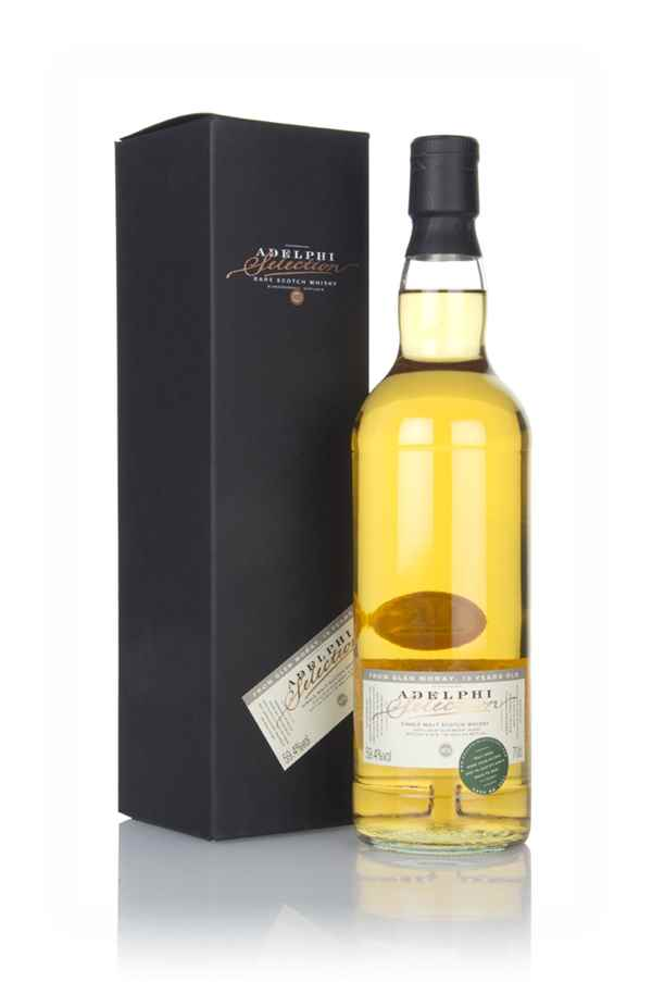 Glen Moray 10 Year Old 2008 (Adelphi)
