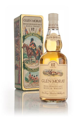 Glen Moray 12 Year Old - 1980s