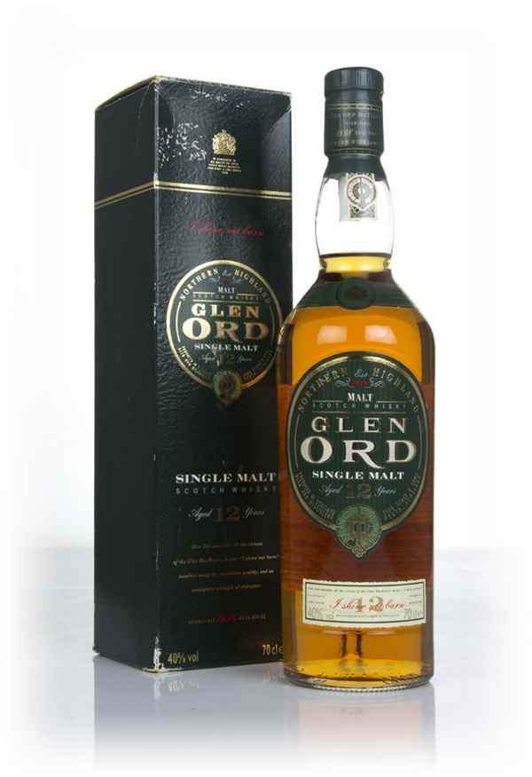 Glen Ord 12 Year Old (with Presentation Box) - 1990s