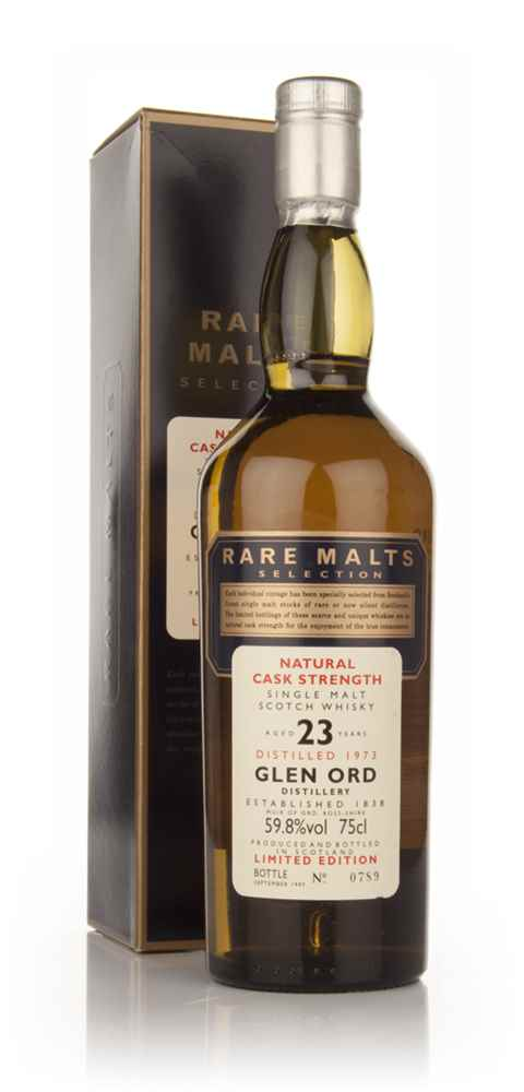 Glen Ord 23 Year Old 1973 - Rare Malts 75cl