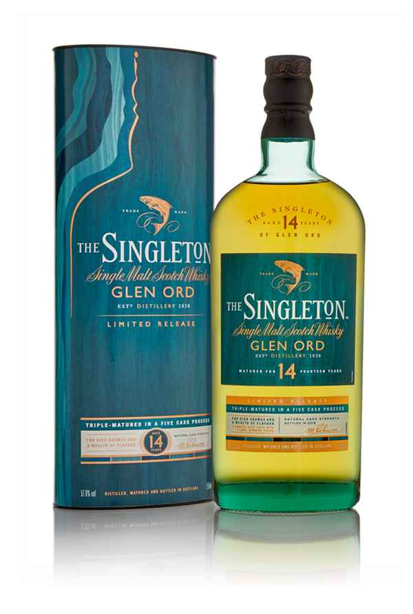 The Singleton Glen Ord 14 Year Old (Special Release 2018)