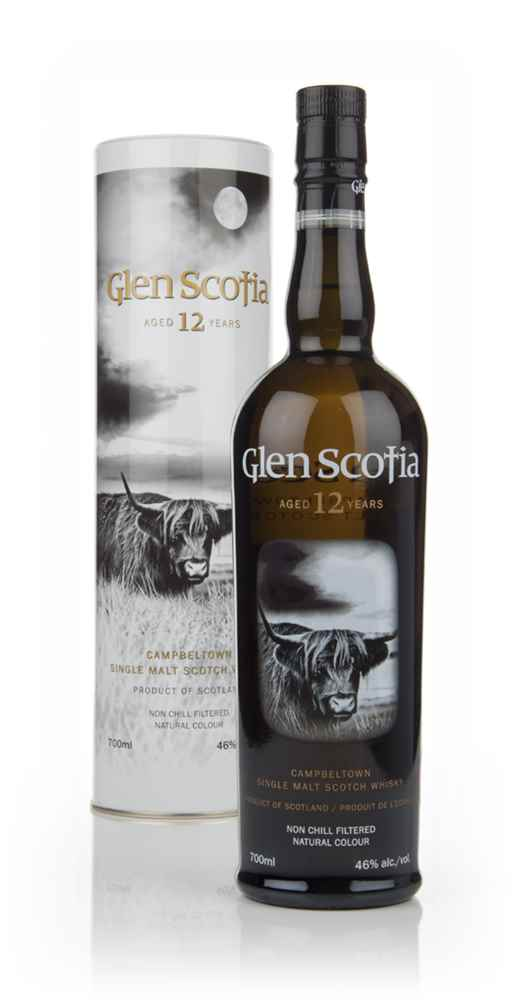 Glen Scotia 12 Year Old (New Bottling)