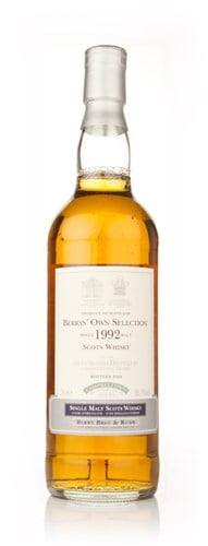 Glen Scotia 1992 (Berry Bros. & Rudd)