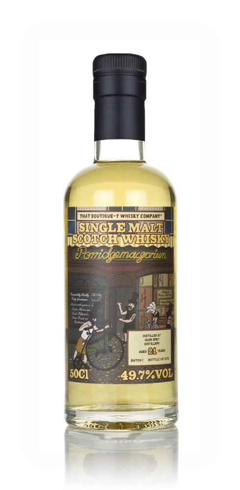 Glen Spey 21 Year Old (That Boutique-y Whisky Company)
