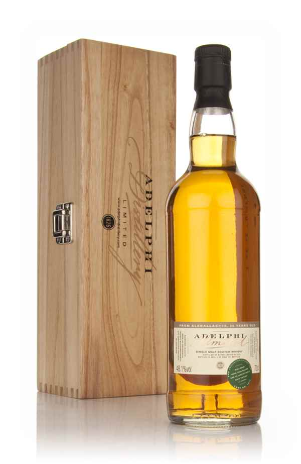 Glenallachie 36 Year Old 1973 (Adelphi)