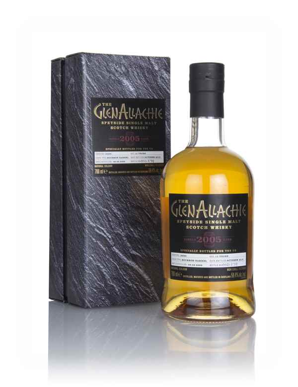 GlenAllachie 13 Year Old 2005 (cask 16095) - Single Cask