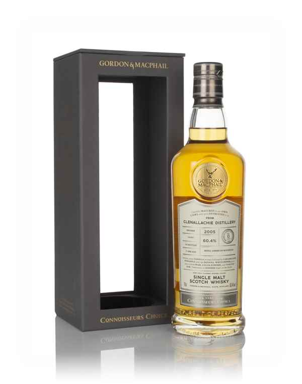 Glenallachie 13 Year Old 2005 - Connoisseurs Choice (Gordon & MacPhail)