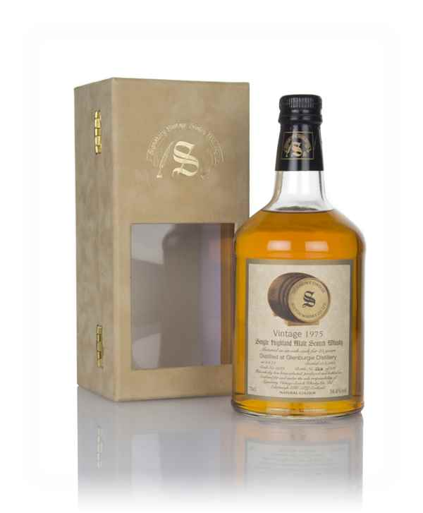 Glenburgie 25 Year Old 1975 (cask 5989) - Signatory