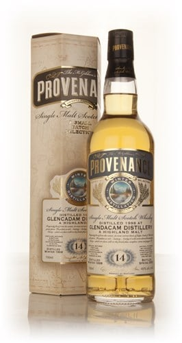 Glencadam 14 Year Old 1998 (cask 9634) - Provenance (Douglas Laing)