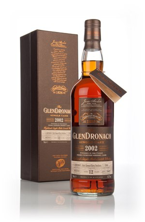 GlenDronach 12 Year Old 2002 (cask 1500) - Batch 10