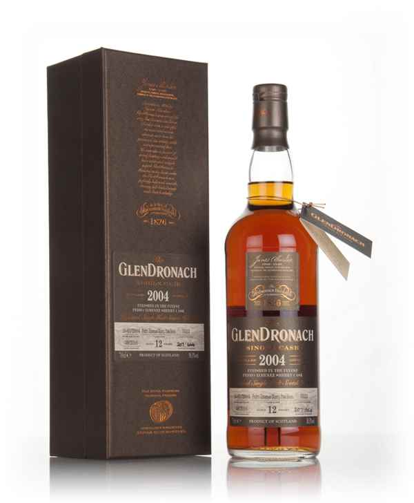 GlenDronach 12 Year Old 2004 (cask 5523)