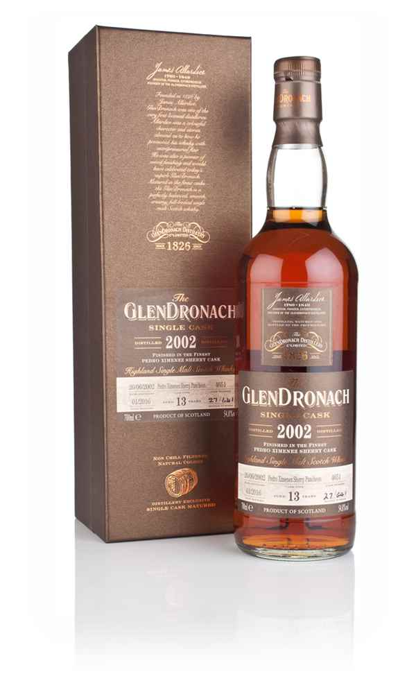 GlenDronach 13 Year Old 2002 (cask 4651)