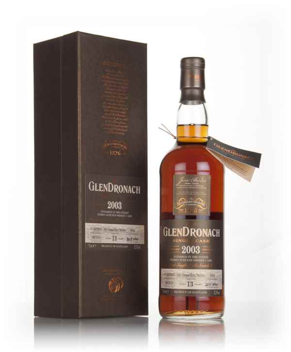 GlenDronach 13 Year Old 2003 (cask 4034)