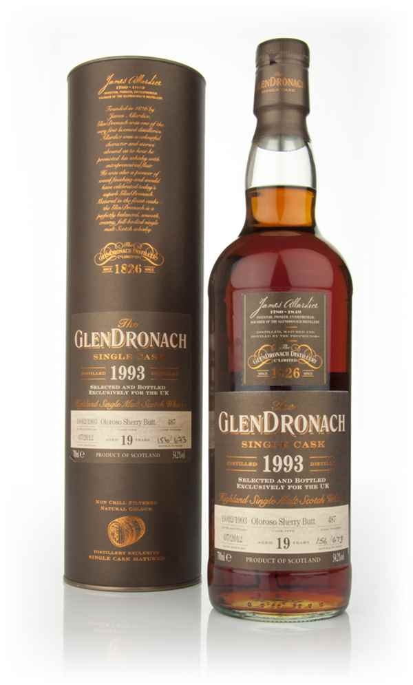 GlenDronach 19 Year Old 1993