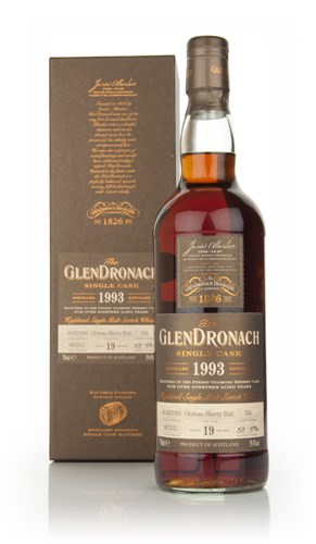 GlenDronach 19 Year Old 1993 Batch 6