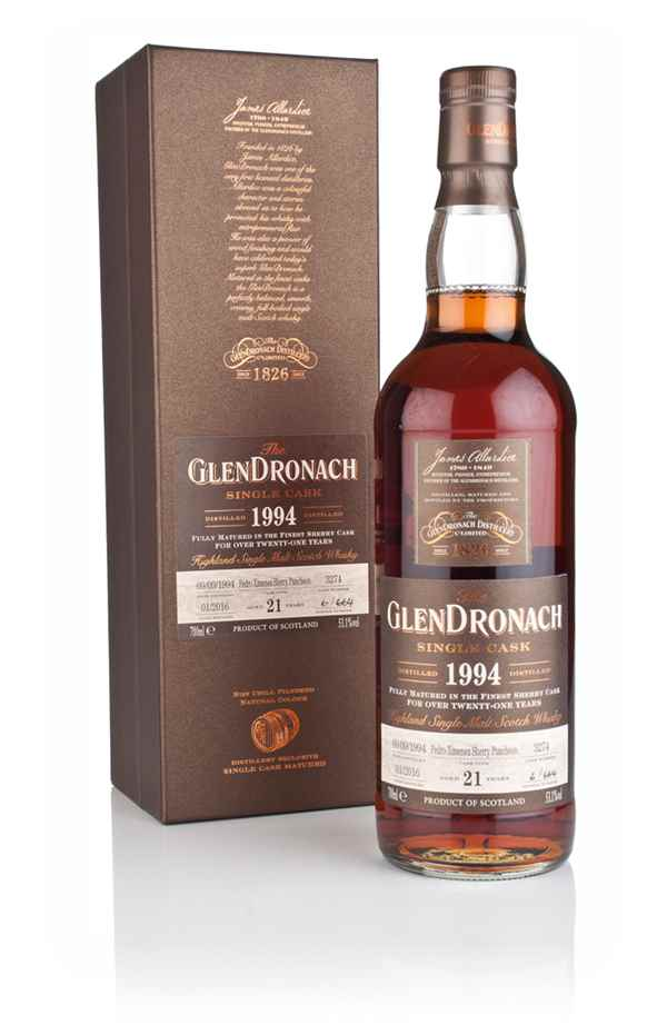 GlenDronach 21 Year Old 1994 (cask 3274)