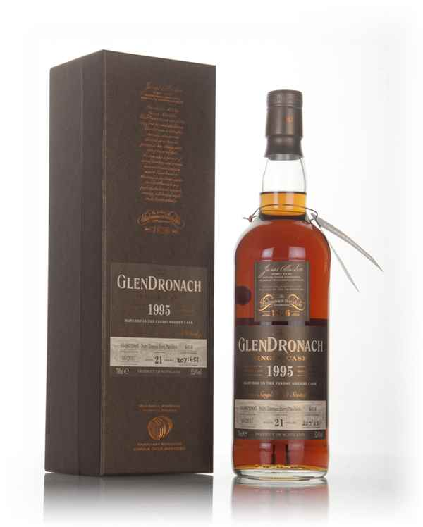 GlenDronach 21 Year Old 1995 (cask 4418)